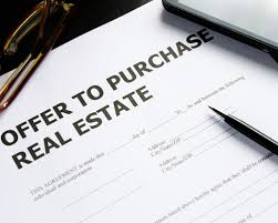 Real Estate contract Edmond, Oklahoma Keith May